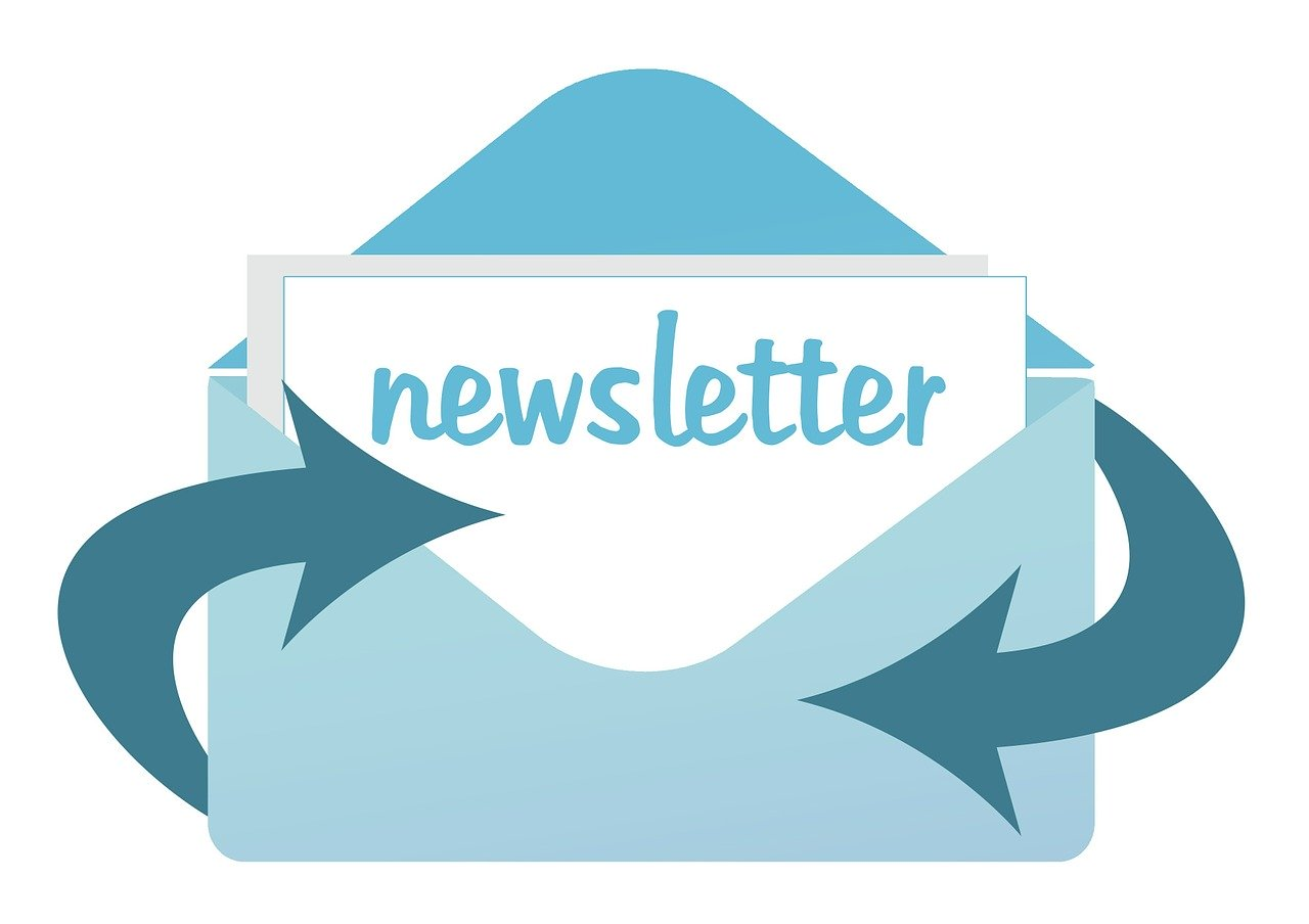 Register now for our newsletter!